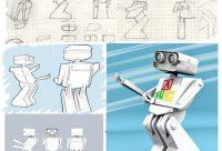 """Geico """"Robot"""""""