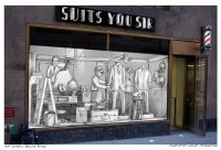 "NY Lottery ""Suit Store"""