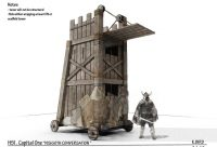 """Capial One """"Visigoth"""" Tower"""
