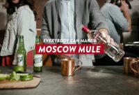 """The Moscow Mule""""Smirnoff"""""""