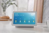 "Google Home Hub. ""Product shots"""